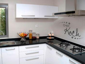 Küchen Wandtattoos Verschönerungen Verzierungen